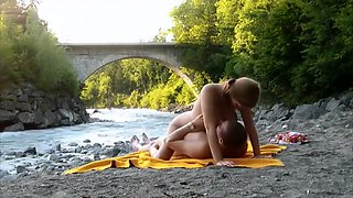 German couple romantic fuck ...