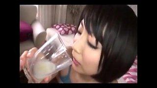 DRINKERS SEMEN Japanese 5