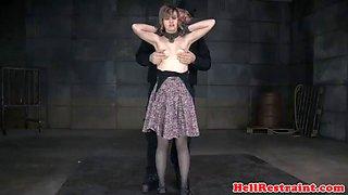 bonded sexslave punished with bastinado