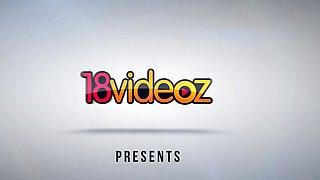 18 Videoz - Angel Dickens - Plain simple like sex
