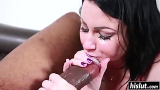 sexy veruca james gets a bbc