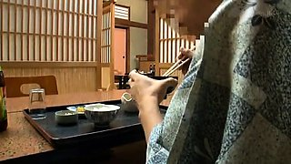 Sweet Japanese housewife loves to get nailed hard and deep