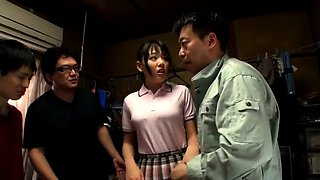 Stacked Asian nympho satisfies her need for hardcore sex