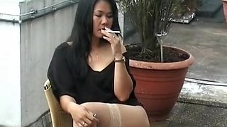 Hottest Homemade clip with Outdoor, Asian scenes