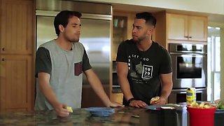 Milf India Summer Gets Banged In Kitchen By Big Rod