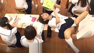 Asian teens students fucked in the classroom Part.3 - [Earn Free Bitcoin on CRYPTO-PORN.FR]