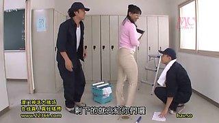 SPRD-701 teacher Ryoko sub