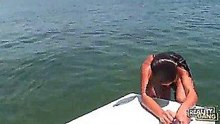 Ashley Jensen and Nicole Grey Threesome