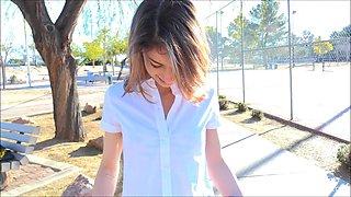 Kristen in Naughty Schoolgirl Scene 1 - FTVGirls