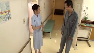 Nurse in Hospital cant resist Patients 2of8 censored ctoan