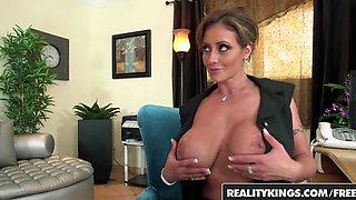 RealityKings   Big Tits Boss   Eva Notty Mi   Ms Notty