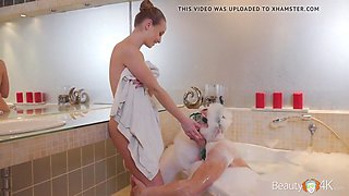 teenmegaworld -beauty4k- hot bath sex after my stupid joke