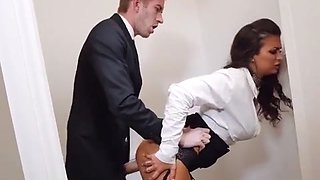 Lustful Boss Susy Gala Gets Fucked Doggystyle