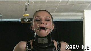 Sex and bondage feel amazing
