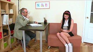 Teen Schoolgirl Fuckes For Good Grades - Angelica
