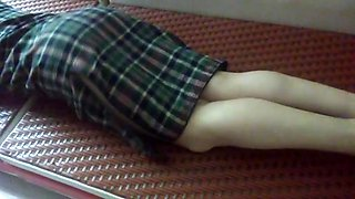 Chana spanking