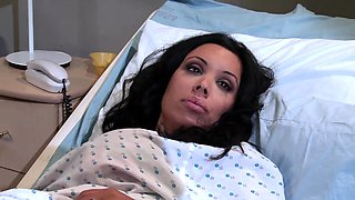 Brazzers - Doctor Adventures -  The Damage Is