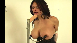 Ava Lauren - Bound & Abused