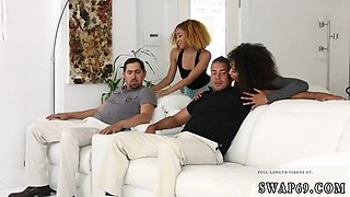 Homemade bisexual family orgy and step mom boss chums daughter nearly caught Trade