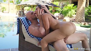 Lela Star & Johnny Sins in Riding The Wife - BRAZZERS