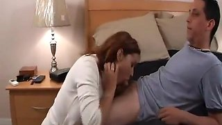 Mom and Son Seduce Aunt Part 1