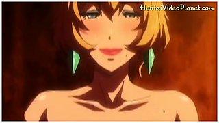 Hot Anime Anal Cum Fuck