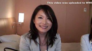 Best Japanese whore Saki Kataoka, Imai Natsumi, Hitomi Asakura in Exotic JAV scene
