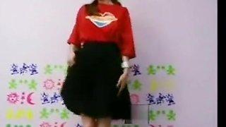 Lena K puffy retro Teen