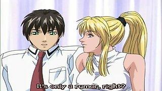 Anime Compilation of hot  hentai schoolgirls banging hard