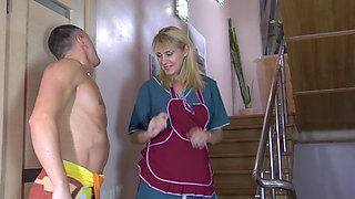 BRIDGET RUSSIAN MATURE MAID