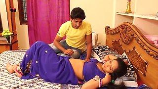 Anjali Aunty Romance Husbands Brother