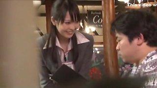 Amazing Japanese slut in Horny Handjobs, Masturbation/Onanii JAV movie