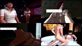 3d big dick animation hardcore sex compilation