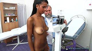 Isabelle Gyno Exam