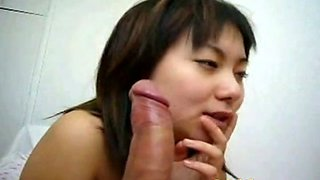 Chinese cutie getting slamed