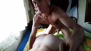 Sex with wife elena