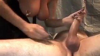 Horny Homemade record with Blonde, Fetish scenes