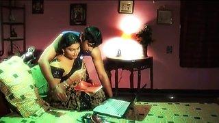 Tamil boy seduce babilona aunty fuck