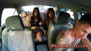 Extreme whore rough first time Excited young tourists Felicity Feline and Jade Jantzen