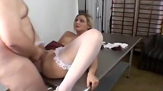 Schoolgirl Seduces Teacher - Redux