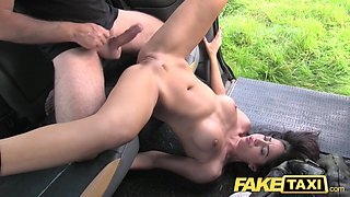 Fake Taxi Perfect tits and a great arse