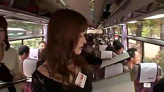 Horny Japanese girl in Exotic Blowjob/Fera, Public JAV scene