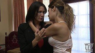 Vanessa Veracruz loves mature woman