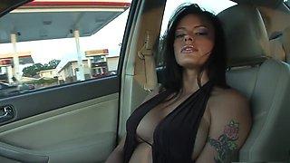 Amazing pornstar Shay Lynn in hottest solo, masturbation xxx movie