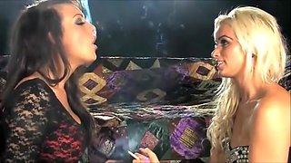 Horny homemade Brunette, MILFs porn clip