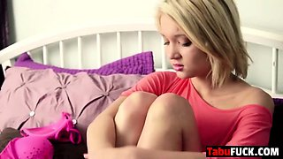 Step Daughter Dakota Skye Gets Screwed By Step Dad
