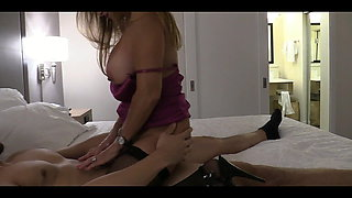 Cheating Wife in the Hotel