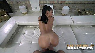 Apolonia Lapiedra - Cute Fuck Whore (POV)