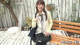 asian schoolgirl loves being fucked hard segment feature 2