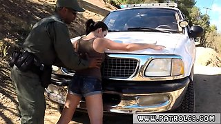 Police raid rough sex xxx Latina Babe Fucked By the Law